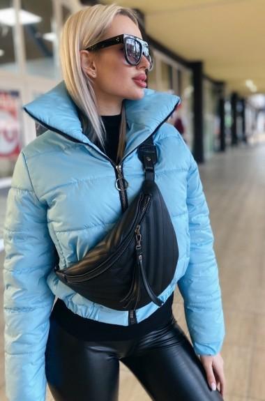 Модная укороченная куртка LP-350A300