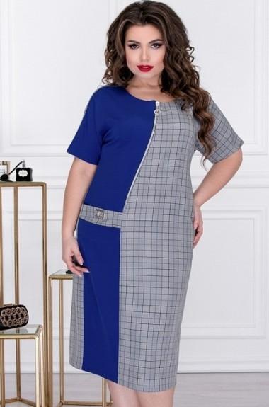 ca4efe76bcfa43f Платье в клетку фото 2019. Купить для стройных и полных женщин