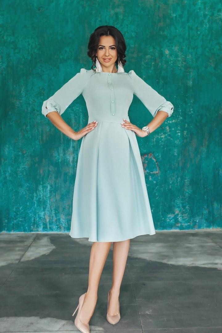 Красивое женское платье IVP-3085