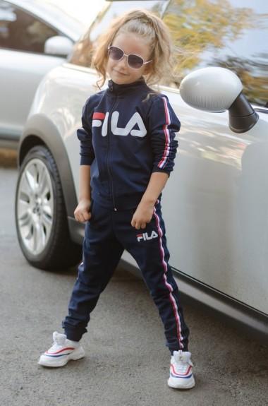 Детский трикотажный спортивный костюм EV-628