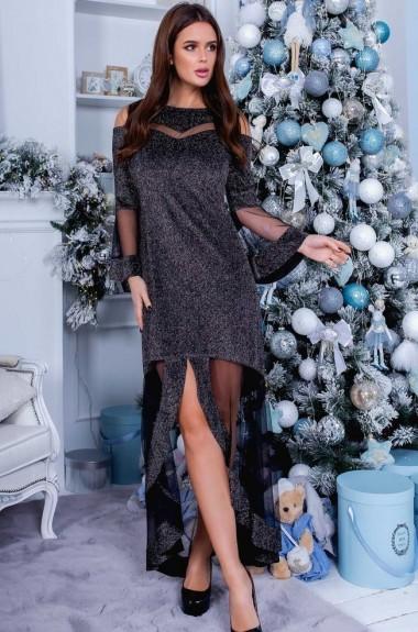 Шикарное вечернее платье в пол ER-292A500