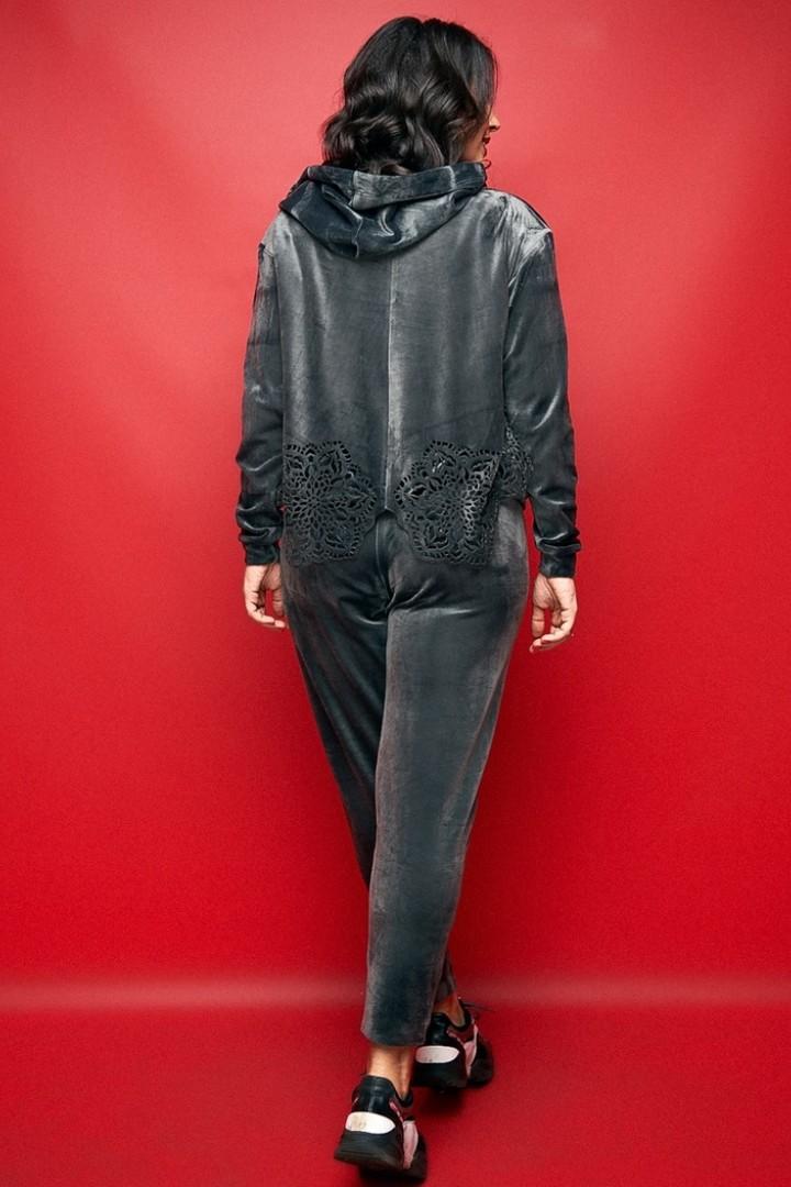 Красивый велюровый костюм IS-878A29B31