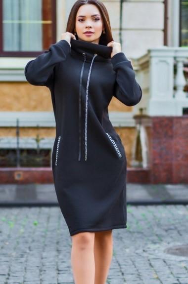 Утепленное платье TB-253A13.5