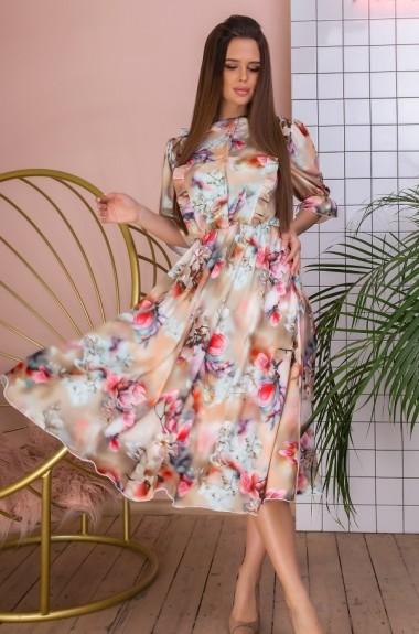 Легкое нежное платье YM-5167A15B16