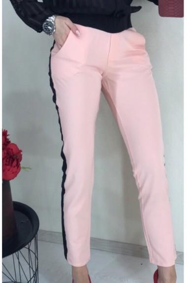 Модные женские брюки с лампасами ON-49A250