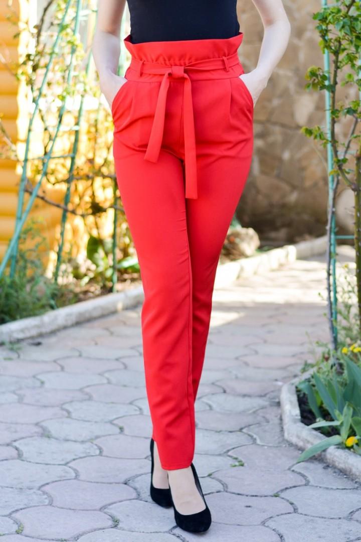 Где заказать брюки с завышенной талией?