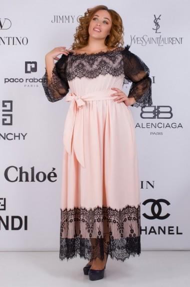 Платье в стиле винтаж ER-414A570