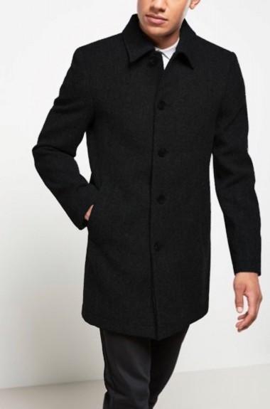 Пальто мужское демисезонное классика EKS-829A23