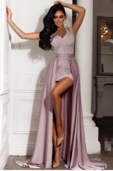 Красивое платье со шлейфом VK-H447