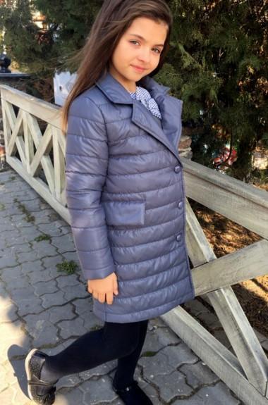 Модные стеганные пальто MMS-738A400