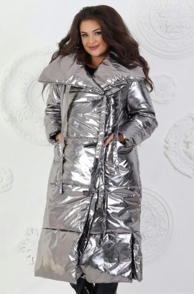 Дутое пальто женское NAO-1511191A950