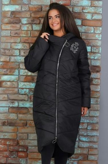 Зимнее стеганное пальто NAO-51019A800