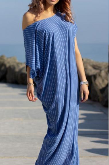 Оригинальное повседневное платье YM-4025