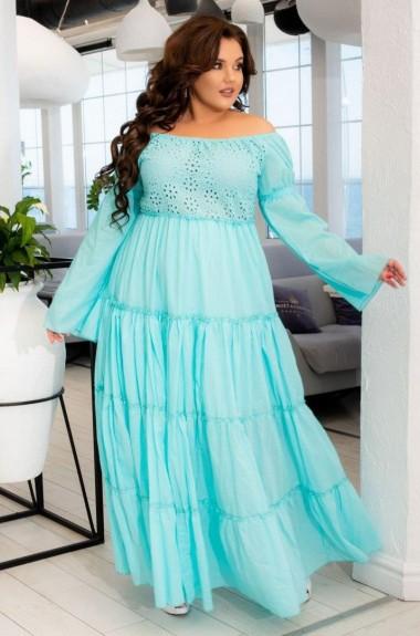 Красивое нежное платье EY-353A26B31