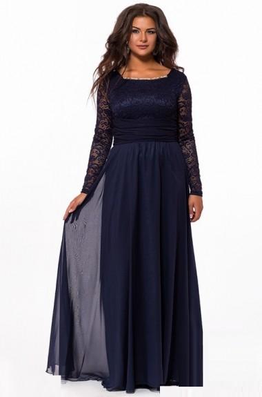 Красивое нежное платье AS-263