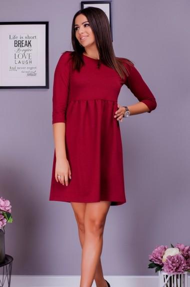 Платье с отрезной юбкой SIM-S8330A13