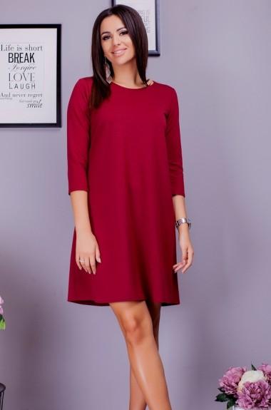Короткое платье трапеция SIM-S8328A12