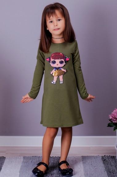 Детское платье лол SIM-S2005A11