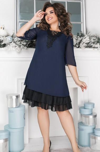 Легкое шифоновое платье MA-N816A550