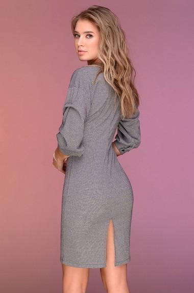 Платье с запахом на груди DG-c550A350