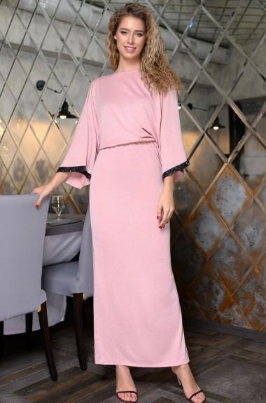 Нежное платье в пол DG-p15240A350