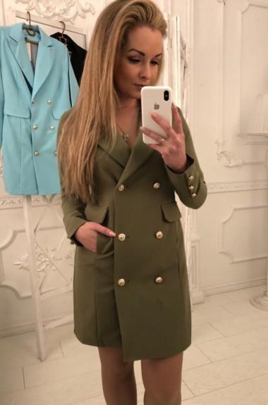 Пиджак на подкладке KL-342