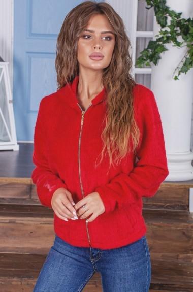 Мягкая куртка женская MIO-1062A450
