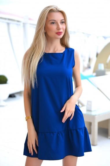 Платье с оборками VM-9291A5.5