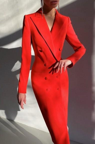 Платье смокинг VK-N623A650