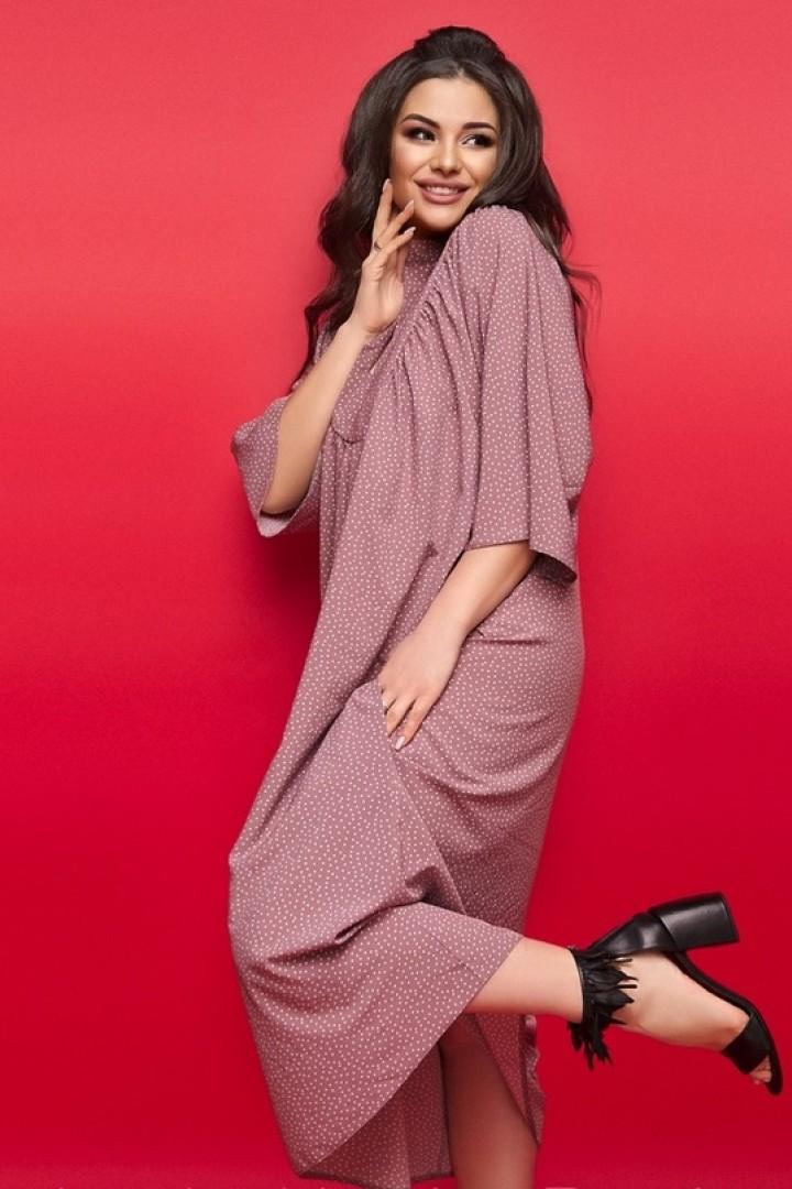 Легкое свободное платье IS-945A22
