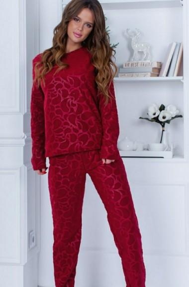 Пижама с длинными брюками ELR-6041A13