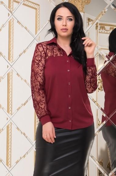 Красивая модная рубашка AMU-513.1513