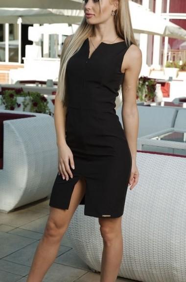 Короткое приталенное платье NBV-059