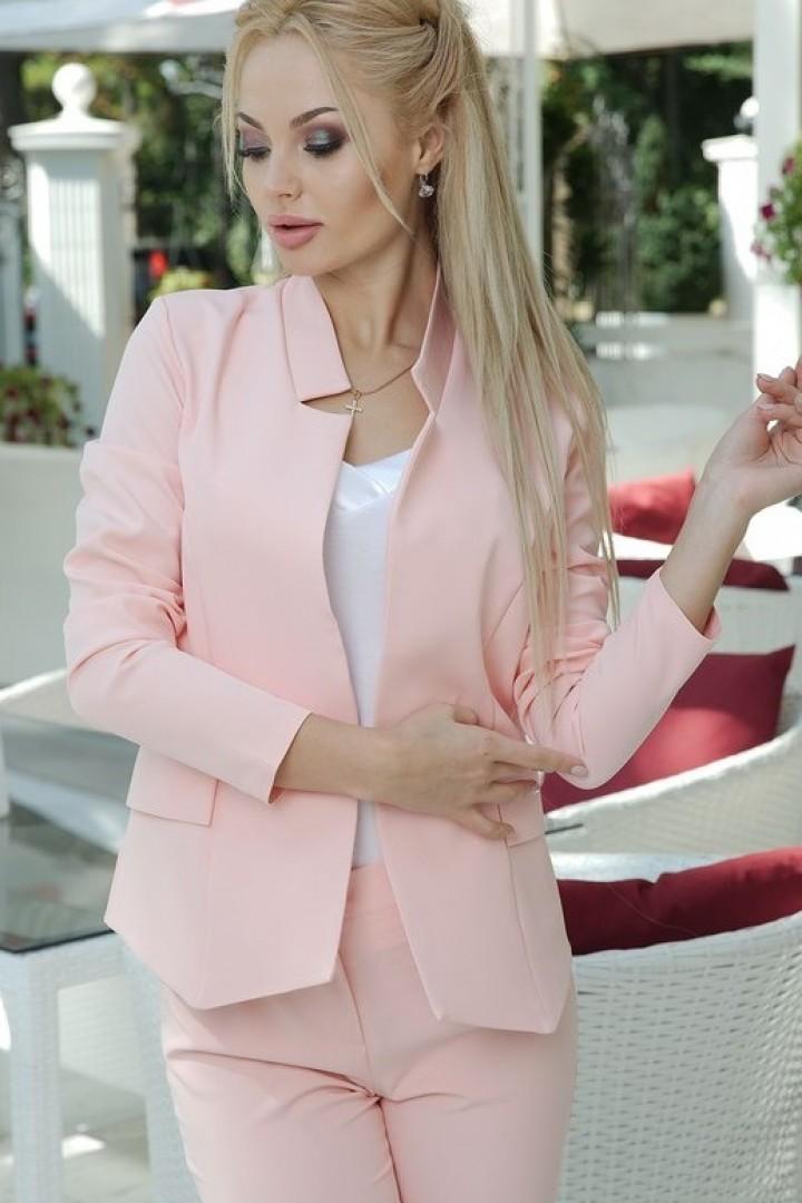 Костюм пиджак и брюки женский NBV-057A357