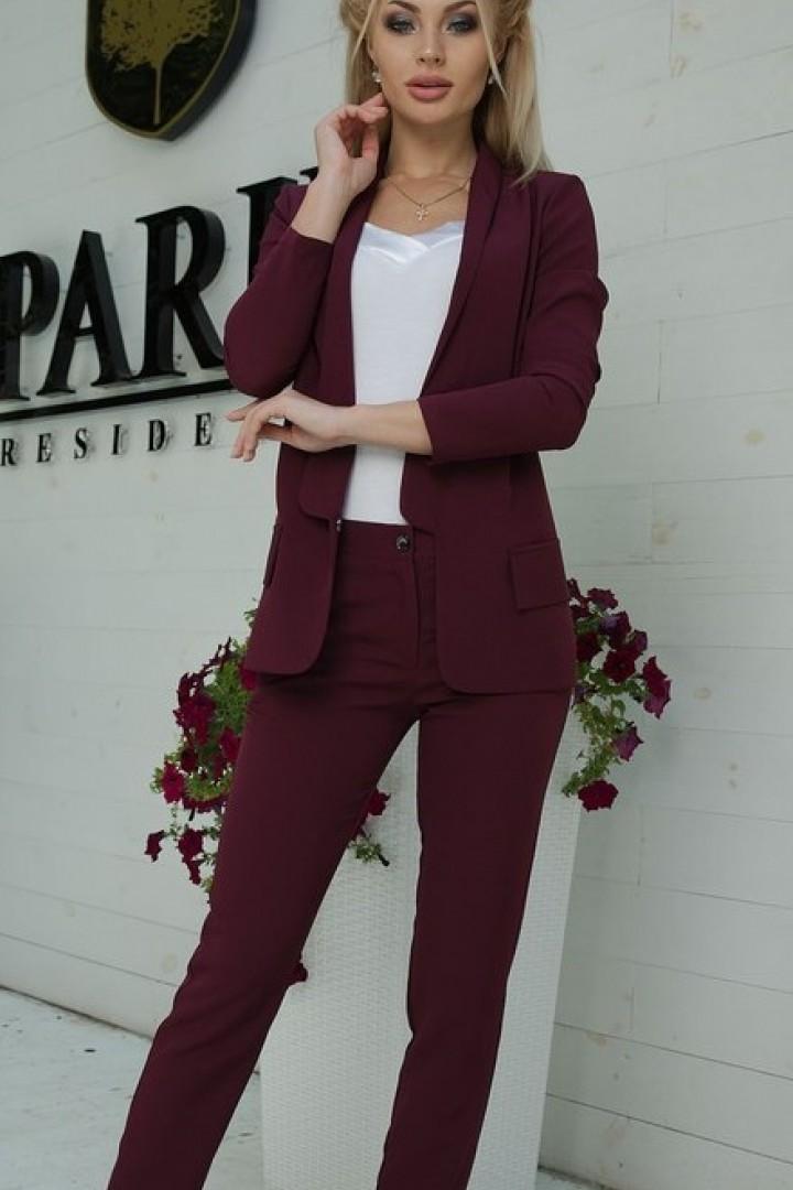Классический костюм для женщин NBV-081
