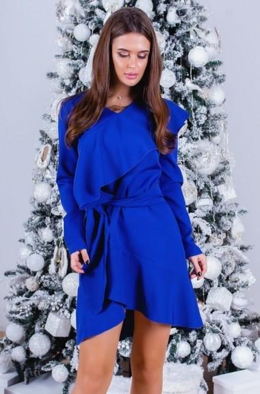 Платье необычного кроя  VKY-1054A370