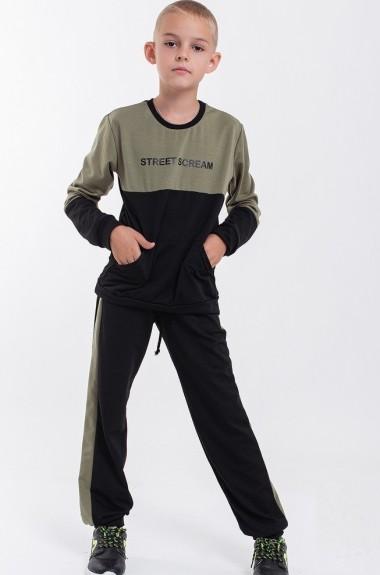 Простой костюм для мальчика AM-1174A13.2