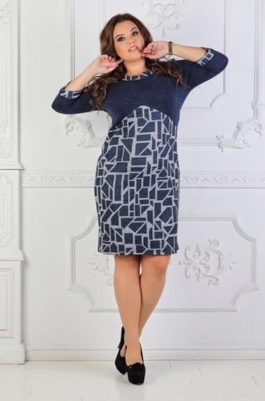 6b01b63cbff Платье из ангоры женское AO-1849