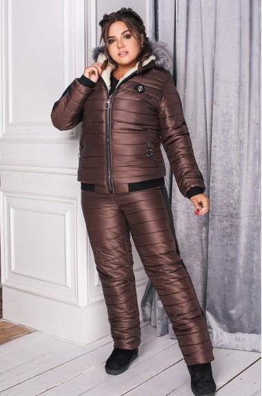 Синтепоновый костюм KPO-183A800B900