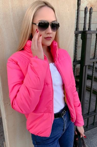 Куртка пуховик с карманами VM-9372A13