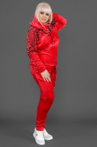 Спортивный костюм из велюра SVD-250919A750