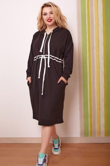 Красивое повседневное платье TB-272A13.5B14.5