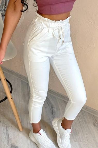 Модные укороченные брюки NAV-6501A330
