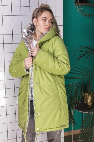 Двухсторонняя куртка женская AMR-0257A650