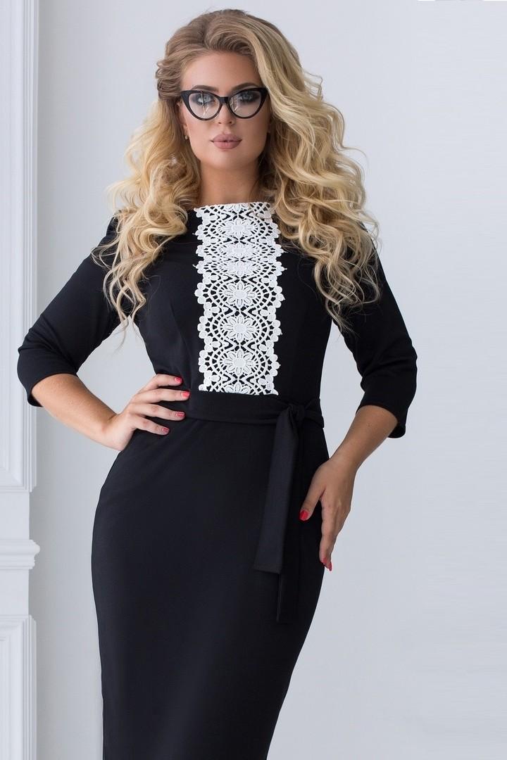Красивое нежное платье PRAT-2129