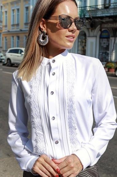 Модная блузка длинный рукав DG-ak0472A250
