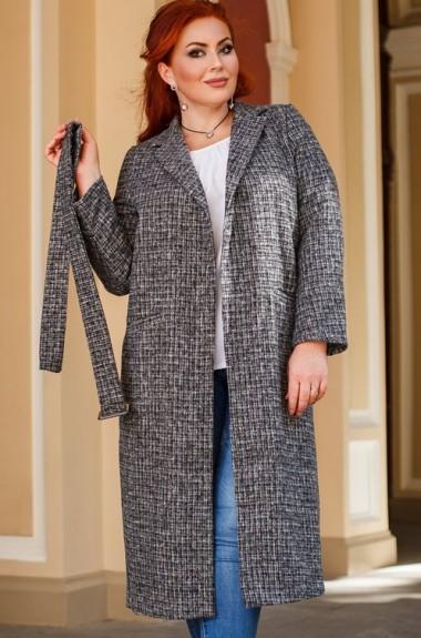 Твидовое пальто женское DG-c41333A600