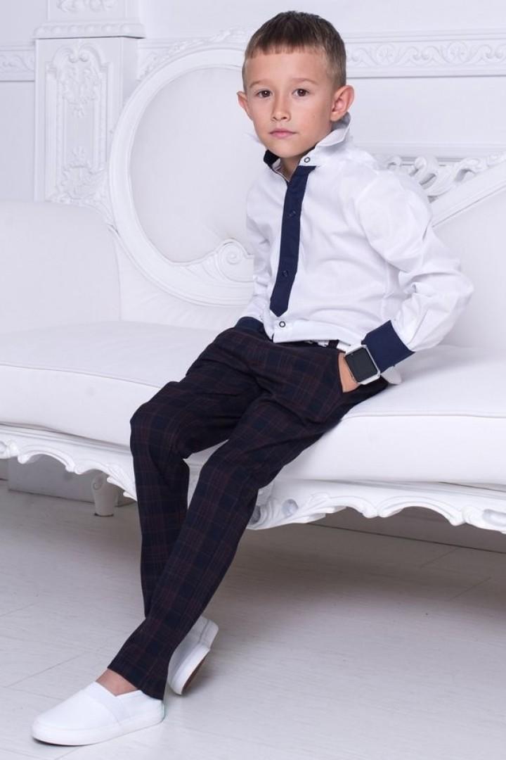 Детская рубашка для мальчика EV-920A7.5