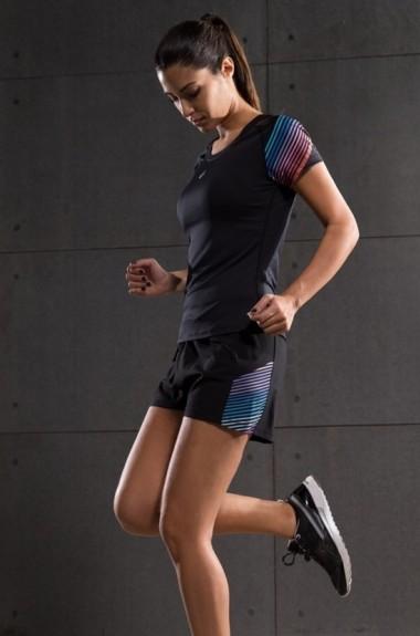 Спортивная футболка женская V7V-178A370
