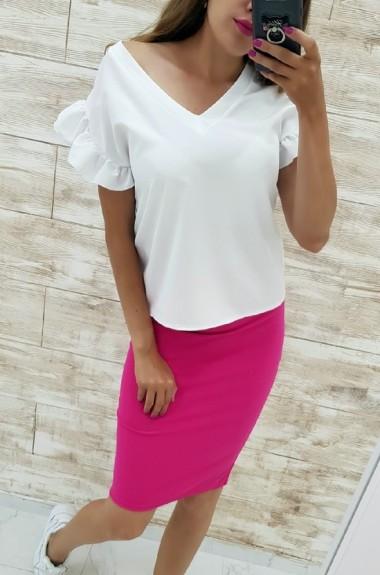 Блуза с юбкой AMU-528A200B220
